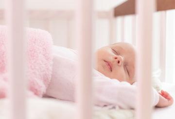 los bebés sonríen cuando duermen