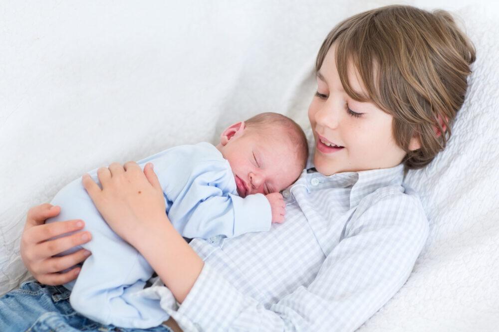 segundo bebé