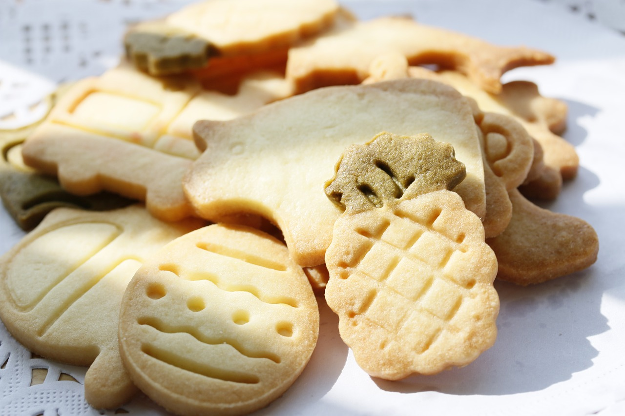 galletas de animalitos